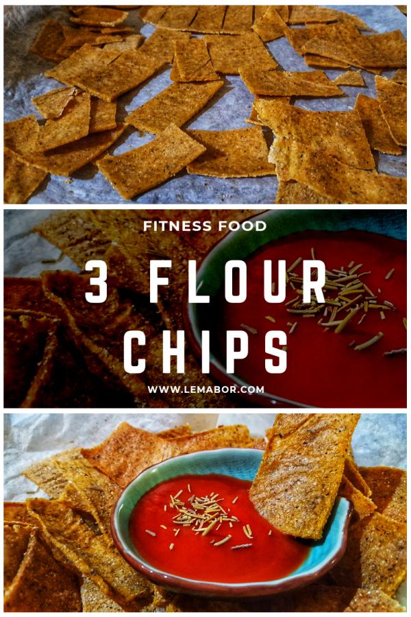 3 flour chips