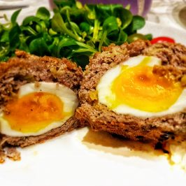 Scotch egg fit style