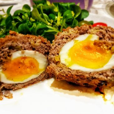Scotch eggs fit style