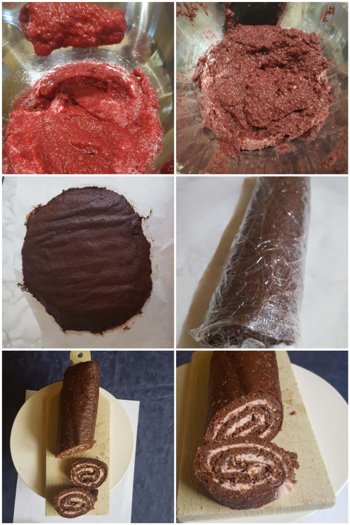 red velvet fit roll method