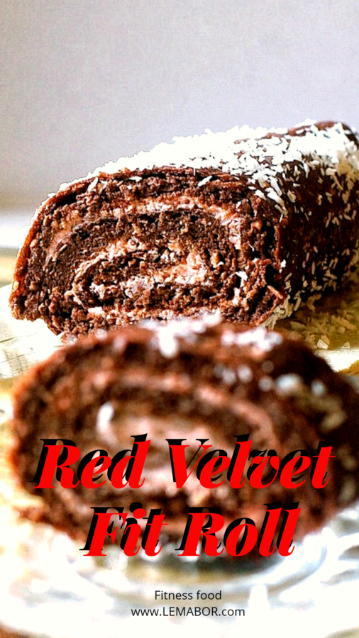 Red velvet fit roll