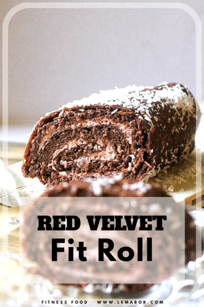 red velvet beetroot cake roll