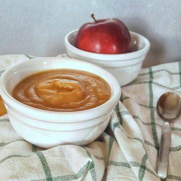 Marmellata vellutata di mele cotte